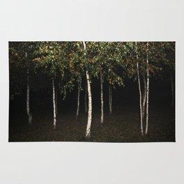 Birches Rug