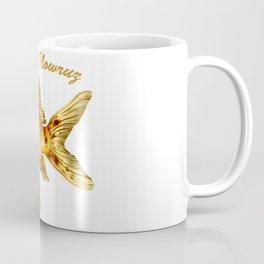Elegant Happy Nowruz Goldfish Persian New Year Coffee Mug