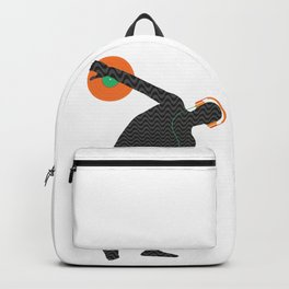 Vinylbolus Backpack