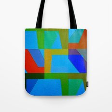 Colorful Truth. Sky Tote Bag