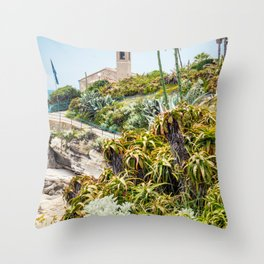 Chapel Throw Pillow