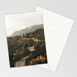 Hollywood Hills Los Angeles Stationery Cards