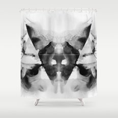 Dark Side Shower Curtain