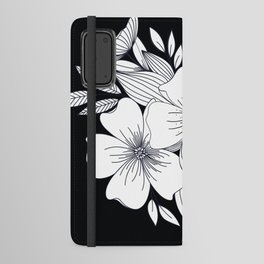 Floral Spray  Android Wallet Case