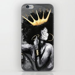Naturally Queen VI iPhone Skin