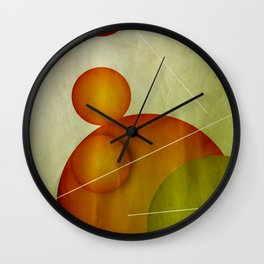 The Life without a Juggler Wall Clock
