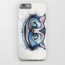 Cheshire Cat Grin - Alice in Wonderland iPhone Case