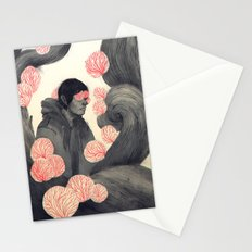 Not a Part of This Stationery Cards