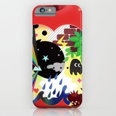 the world inside the apple  iPhone 6s Slim Case