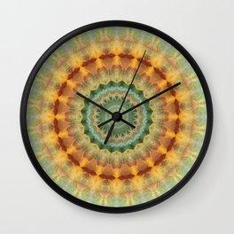 Mandala Sympathy Wall Clock