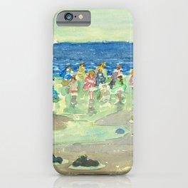 "Maurice Prendergast ""Low Tide"" iPhone Case"