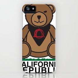 Ozie iPhone Case