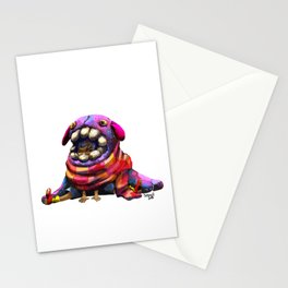 Costume Peluche Stationery Cards