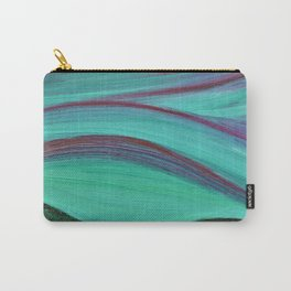 AURORA - Abstract Sky - Landscape Oil Painting Carry-All Pouch