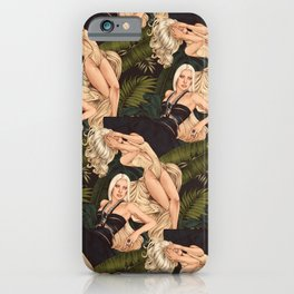Lush Life iPhone Case