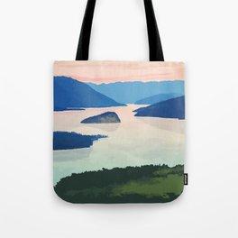 Shuswap Lake Provincial Park Tote Bag