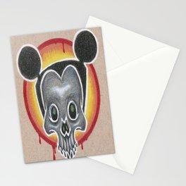 Dia de el Mouse Stationery Cards