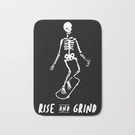 Rise & Grind Bath Mat