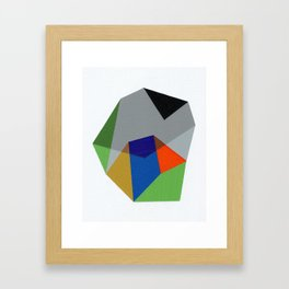 Abstract No. 6 Framed Art Print