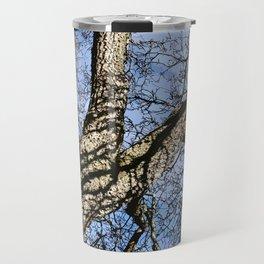 WINTER PEAR TREE Travel Mug