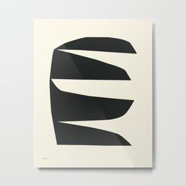 SILHOUETTE (3) Metal Print