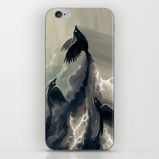 Stormbringers iPhone & iPod Skin