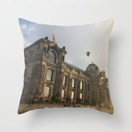 Dresden I Throw Pillow