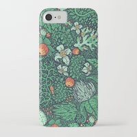 plants iPhone & iPod Cases featuring plants by Jordan Walsh