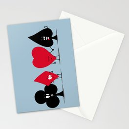 Pair of Aces Stationery Cards
