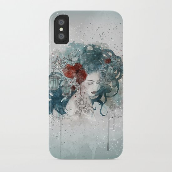 Blossom lights iPhone Case