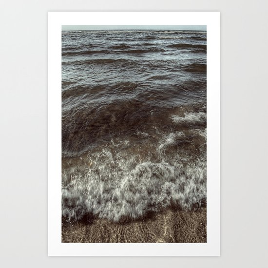 More Sea Art Print