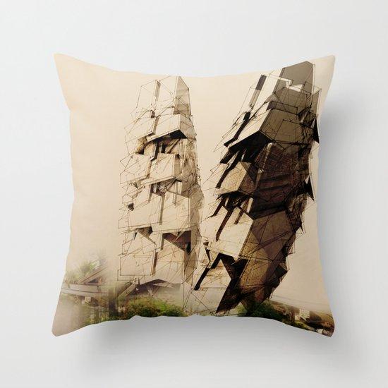 Sway Throw Pillow