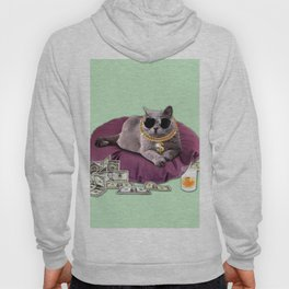 GANGSTA CAT Hoody