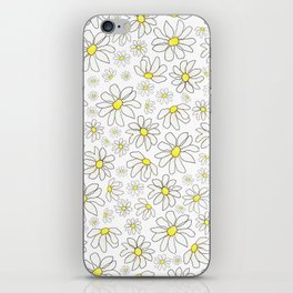Picking Daisies iPhone Skin