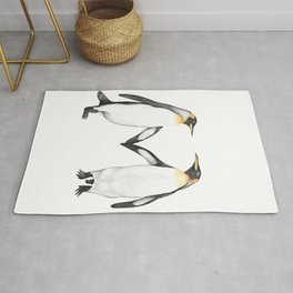 Penguins love Rug