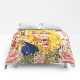 Versailles No Bara Comforters