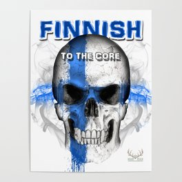 To The Core Collection: Finland Poster