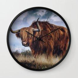 Life on the Farm Wall Clock