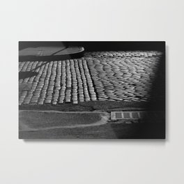 cobble Metal Print