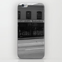 City Lights Booksellers iPhone Skin