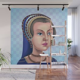 Jane Seymour, British Monarch, Royalty Wall Mural