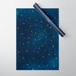 Whispers in the Galaxy Wrapping Paper