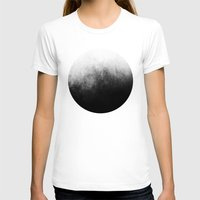 marble T-shirts featuring Abstract IV by morenina