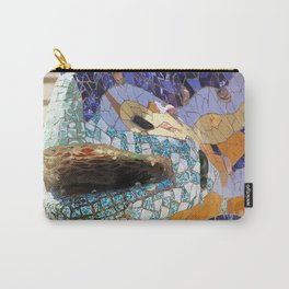 Gaudi's Lizard Carry-All Pouch
