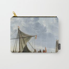 Aelbert Cuyp - The Passage Boat (1650) Carry-All Pouch