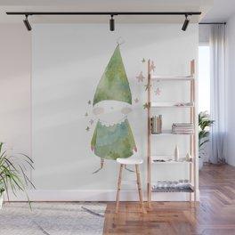 Bird Elf Wall Mural