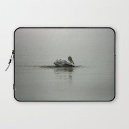 Morning Bathtime Laptop Sleeve