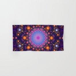 """""""Guardian"""" Mandala painting Hand & Bath Towel"""