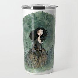 Outlander Illustration Travel Mug