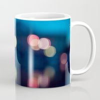 bokeh Mugs featuring Bokeh by Ashley Hirst Photography